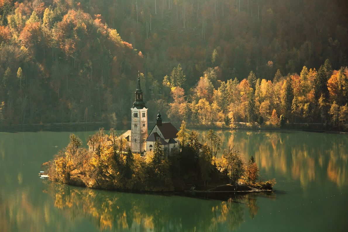 Western Slovenia, Central Europe