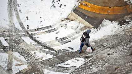 Non, vagues de froid et changement climatique ne sont pas incompatibles