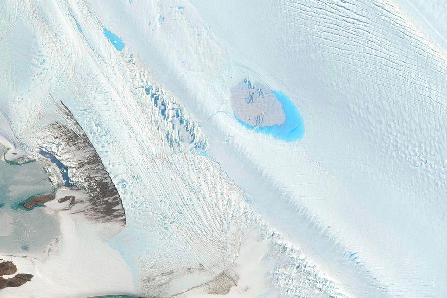 -98°C : le point le plus froid sur Terre a été découvert