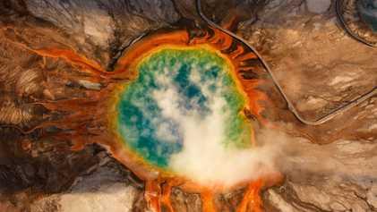 Les paysages les plus colorés du monde