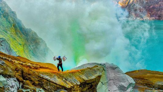 Les plus beaux paysages colorés du monde
