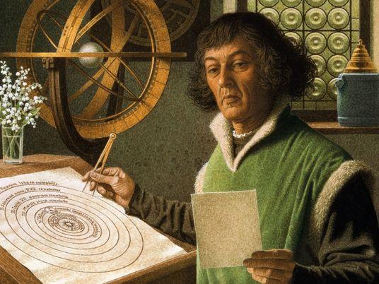 Et Copernic révolutionna le cosmos