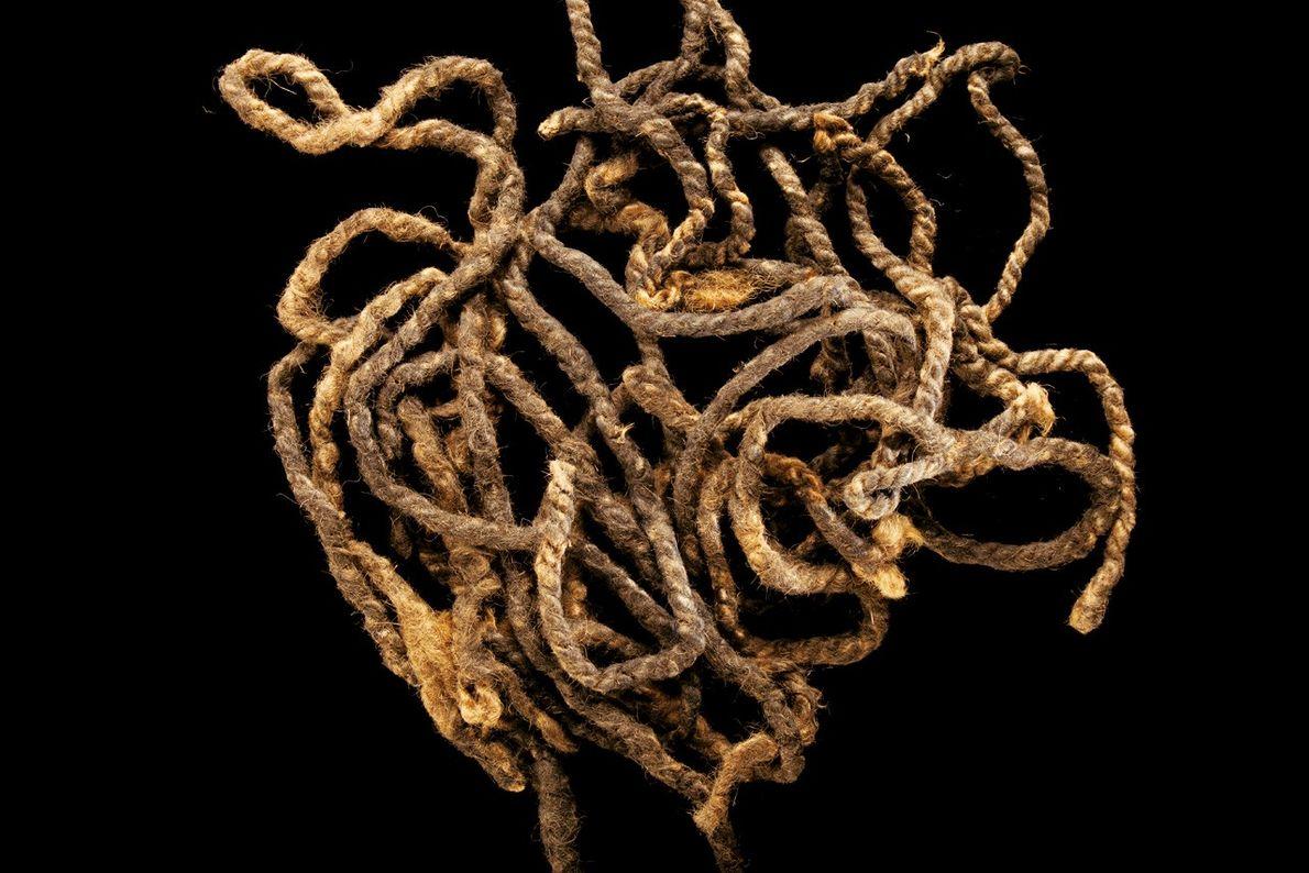 Morceaux de corde