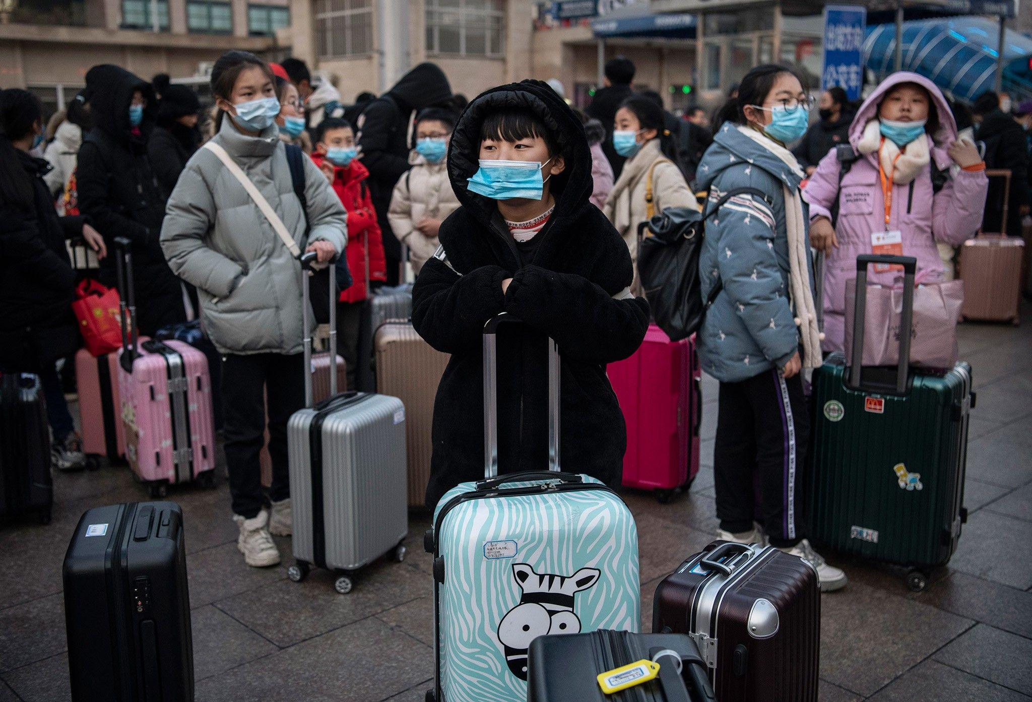 Flambée de pneumonie en Chine: le coupable est peut-être un coronavirus