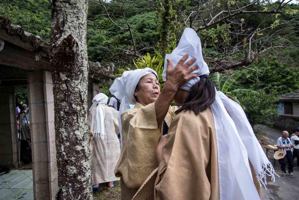 Le Festival Ungami honore le dieu de la mer, mais rend également hommage aux dieux de ...