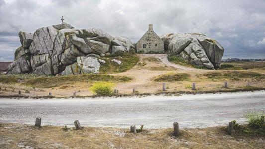 Bretagne, là où finit la terre
