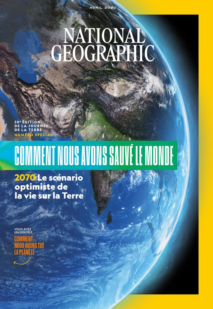 National Geographic Avril 2020