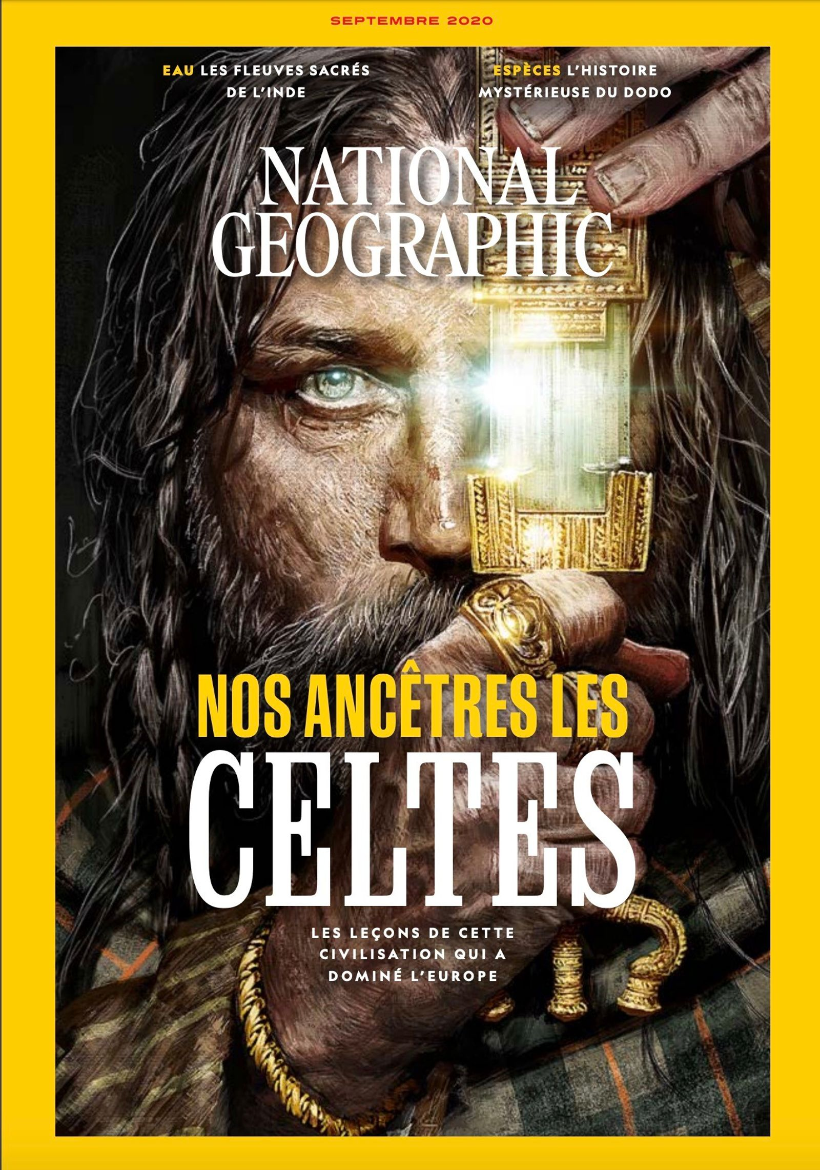 National Geographic septembre 2020