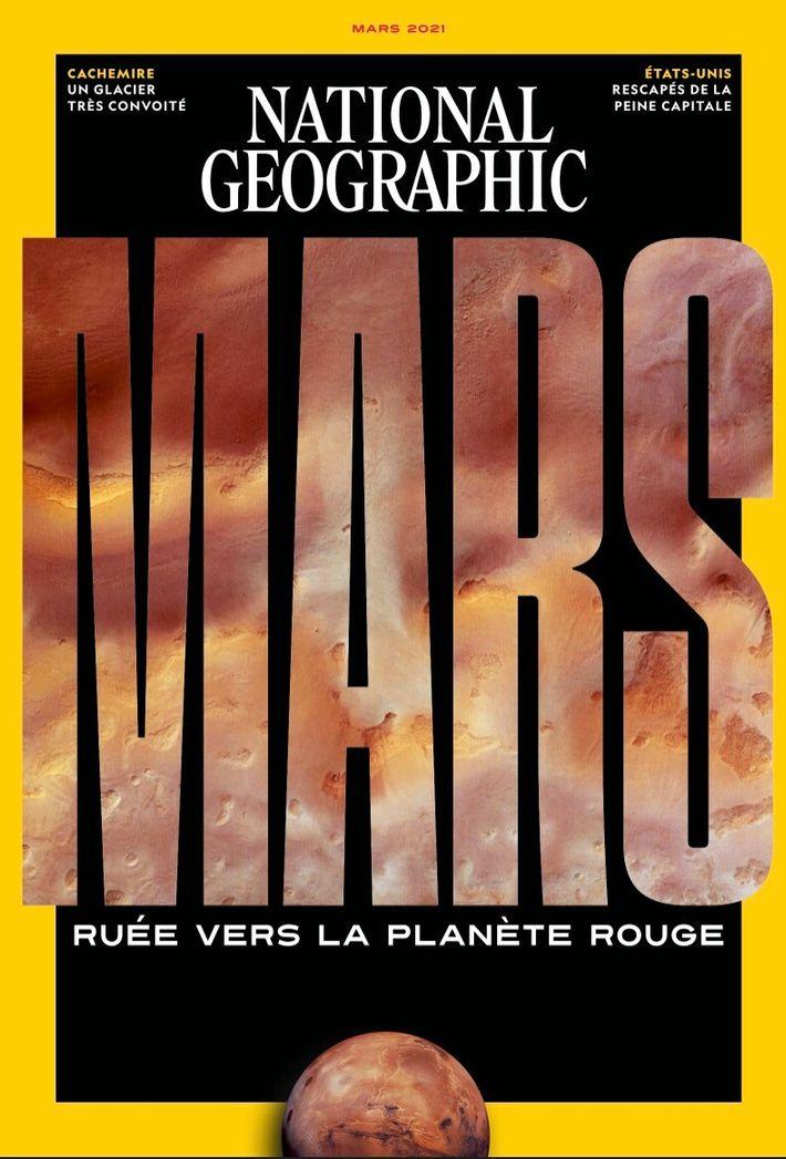 Mars, ruée vers la planète Rouge