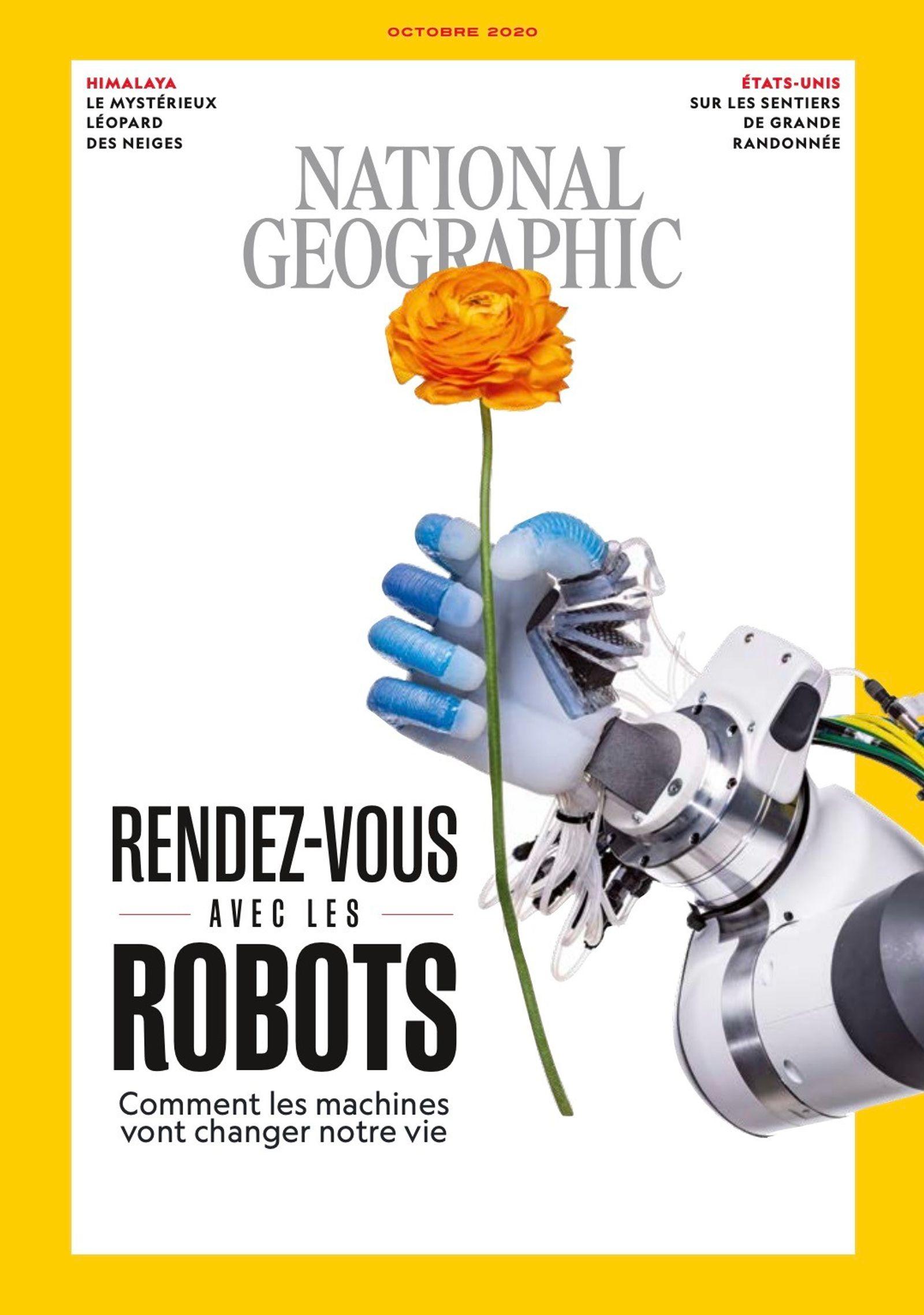 Rendez-vous avec les robots
