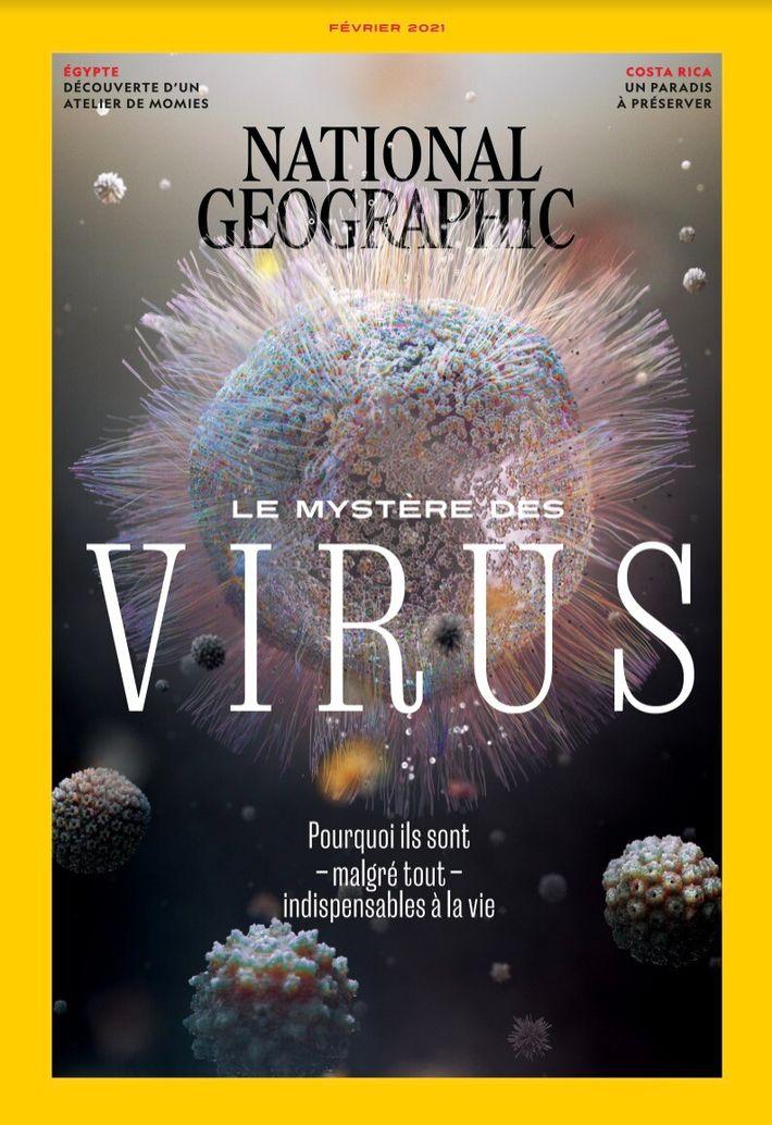 Le mystère des virus