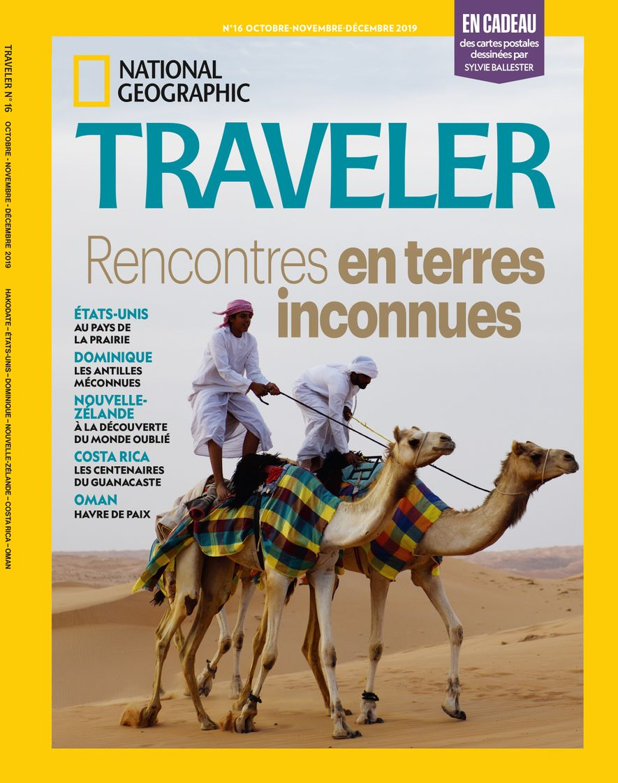 National Geographic Traveler 16
