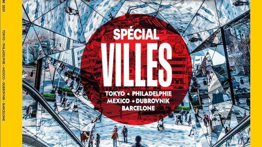 Sommaire du magazine Traveler n° 23 : Spécial villes