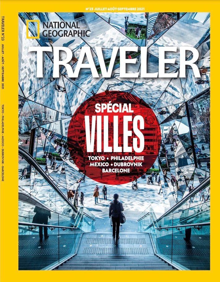National Geographic Traveler 23