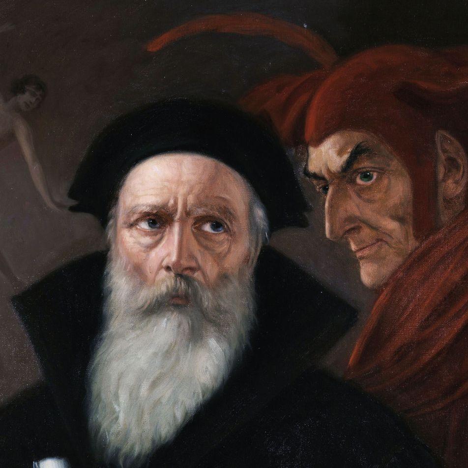 Faust, l'alchimiste qui vendit son âme au diable