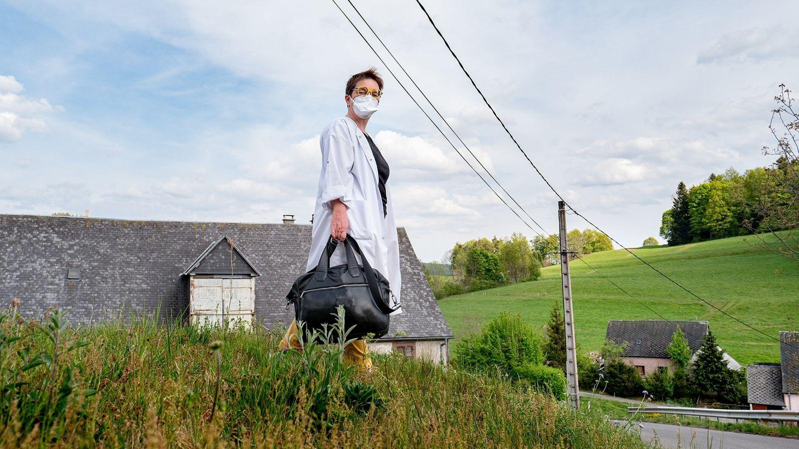 Médecin généraliste au cœur de la région montagneuse reculée de Haute-Alsace, la Dr Dominique Spihlmann est en ...