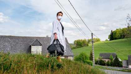 Déserts médicaux : les généralistes en première ligne face au coronavirus