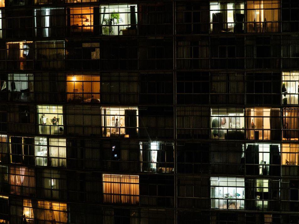 À São Paulo, une vie ralentie par l'épidémie de coronavirus
