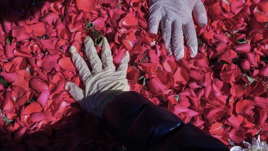 Un an jour pour jour après la mort de Behrooz, le père de l'auteure, elle et ...