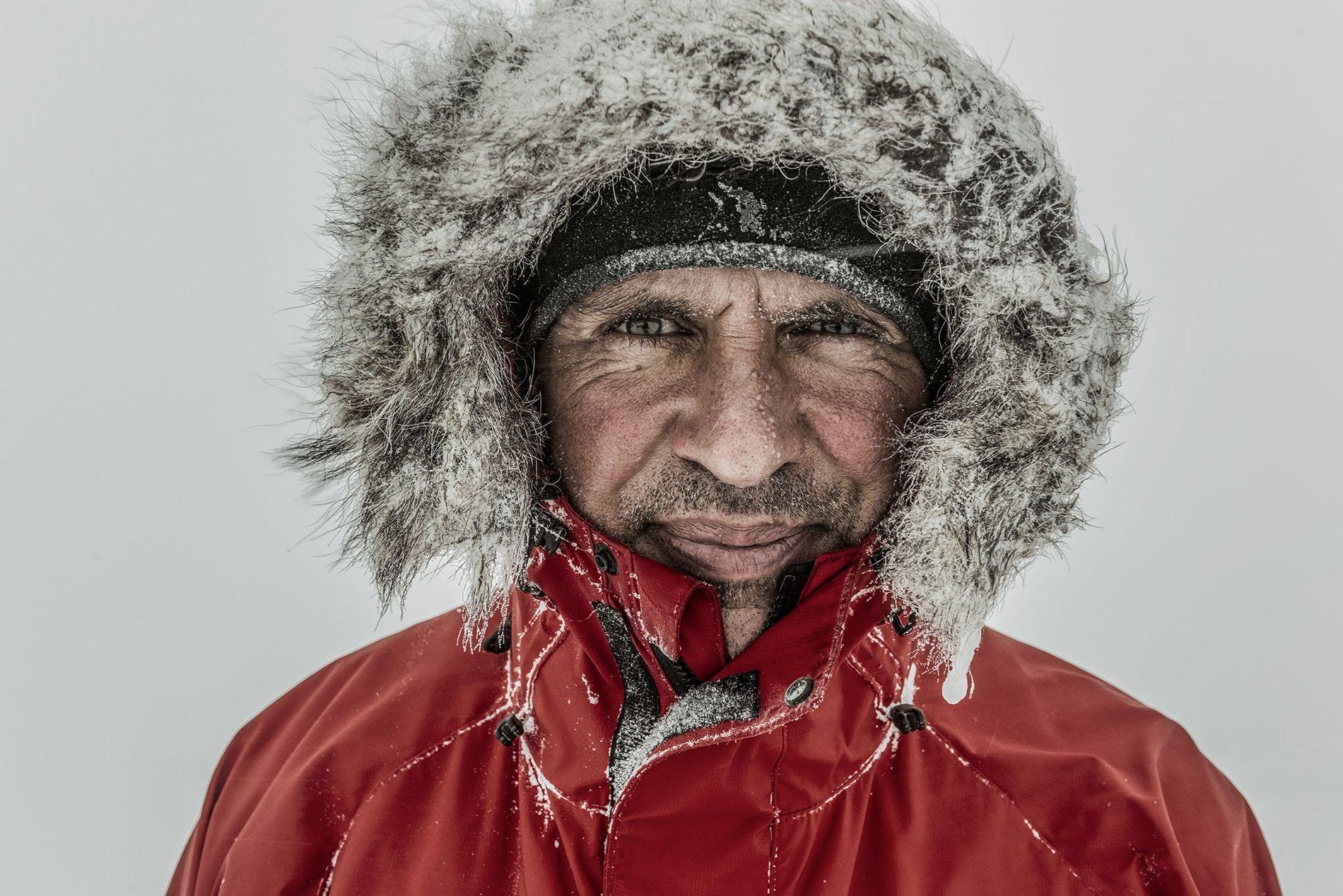 L'explorateur polaire Louis Rudd a terminé sa traversée solitaire et sans assistance de l'Antarctique deux jours ...