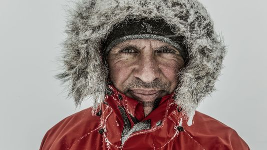 Ces deux hommes ont réussi à traverser l'Antarctique à pied