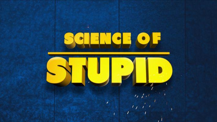 La définition de la science of stupide