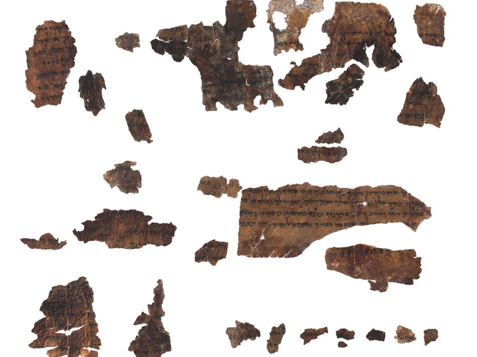 L'origine des manuscrits de la mer Morte confirmée par une étude ADN