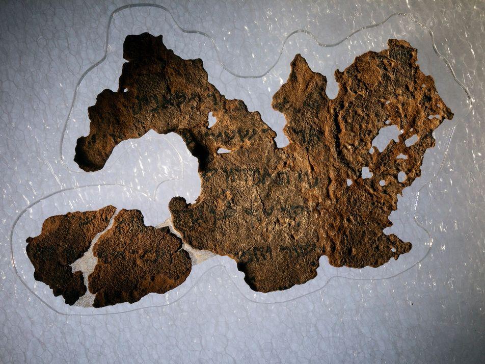 Archéologie : ces manuscrits de la mer Morte sont des contrefaçons