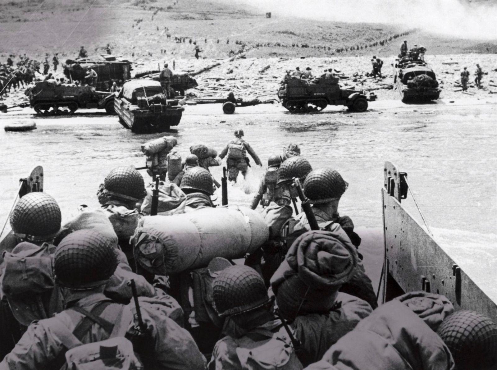 Ces feintes des Alliés ont contribué au succès du Débarquement