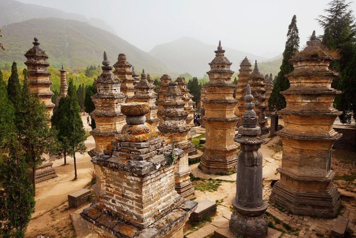 Monuments de Dengfeng