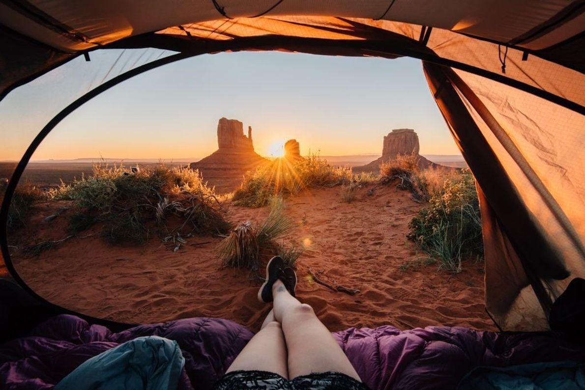 « Voici la vue que j'aimerais avoir à chaque réveil. » - Suvi Höydén