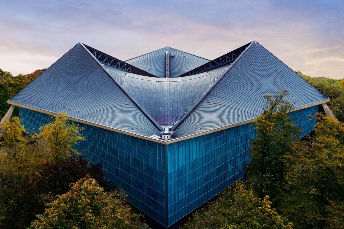 LONDRES, ANGLETERRE -  Le Design Museum est un musée britannique situé à Londres. L'exposition « ...