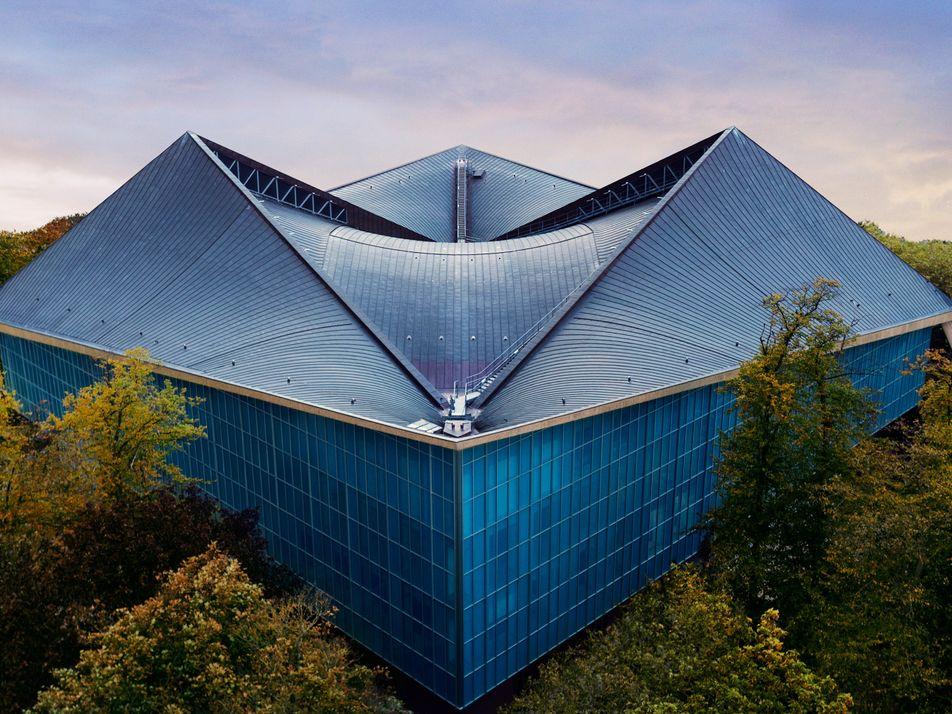 Les plus beaux musées modernes en images