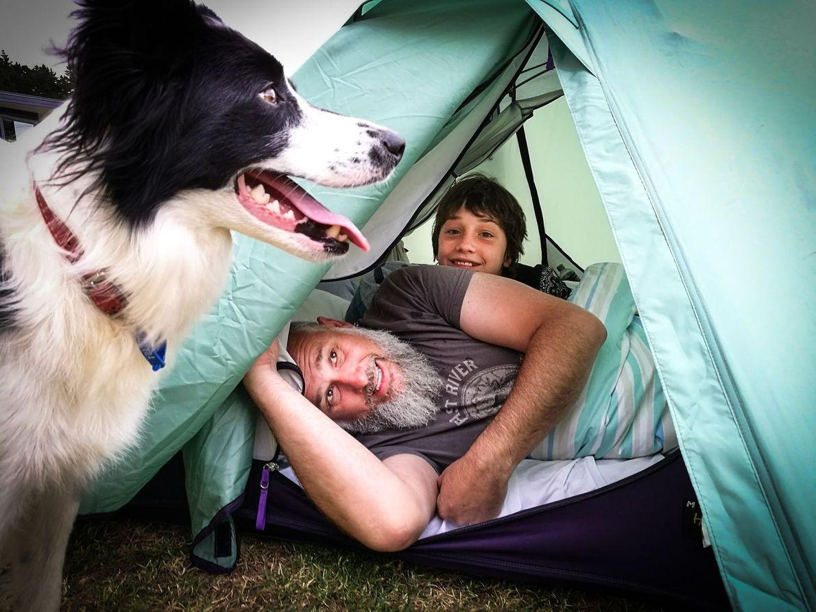 « Plus tôt cette année (nous vivons dans l'hémisphère Sud, en Nouvelle-Zélande), nous avons emmené notre ...