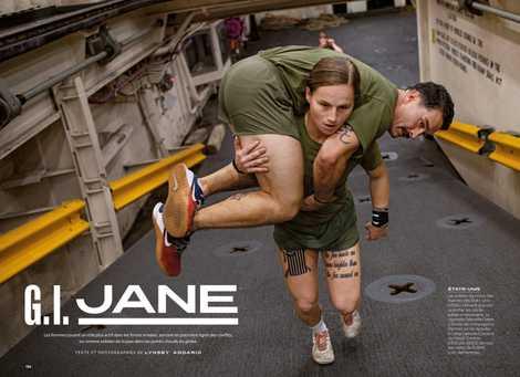 Spécial femmes : aux États-Unis, les femmes montent les échelons dans l'armée