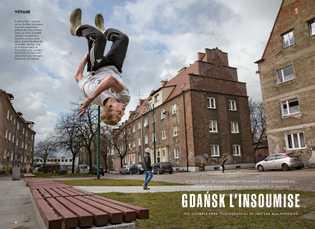 Gdańsk, l'insoumise.