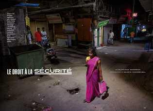 Spécial femmes : en Inde les femmes manifestent pour plus de sécurité dans l'espace public