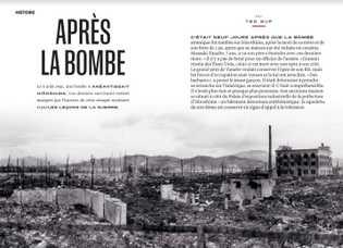 Après la bombe, Hiroshima.