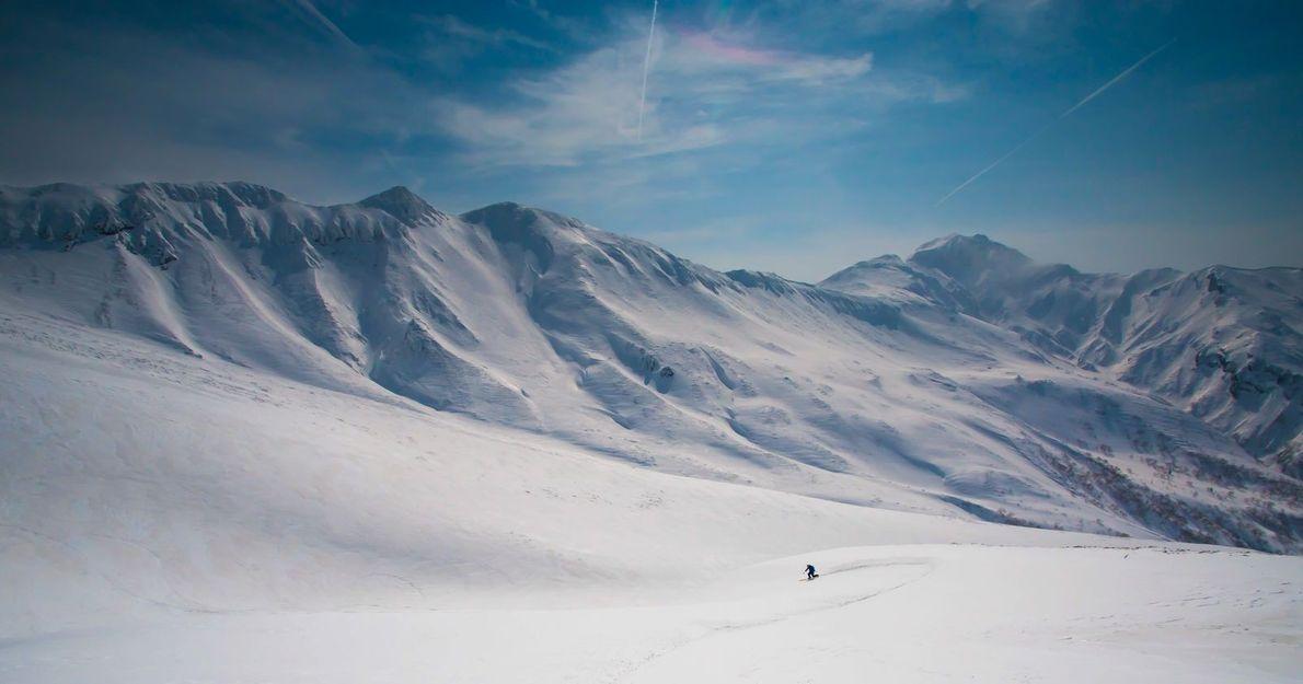 Randonnée hivernale.