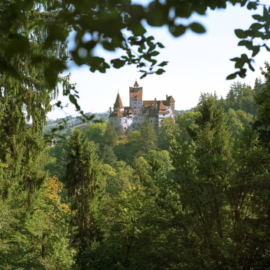"""Visitez le """"château de Dracula"""""""