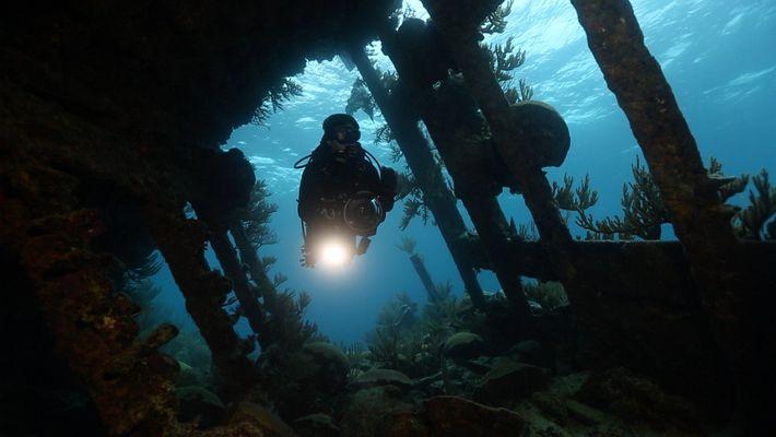Le Triange des Bermudes : du mythe à la réalité, disponible sur Disney+*
