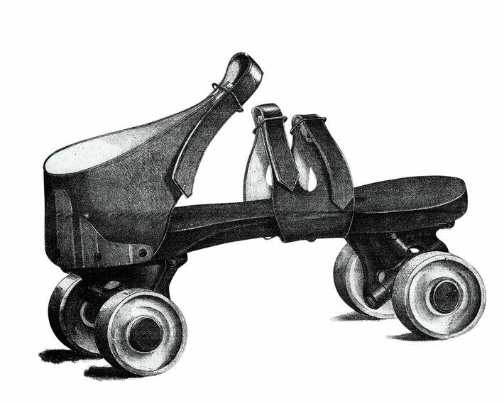 Les différentes évolutions des premiers patins à roulettes ont offert un plus grand contrôle à leurs ...