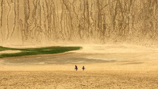 Découvrez les surprenantes dunes de sable du Japon