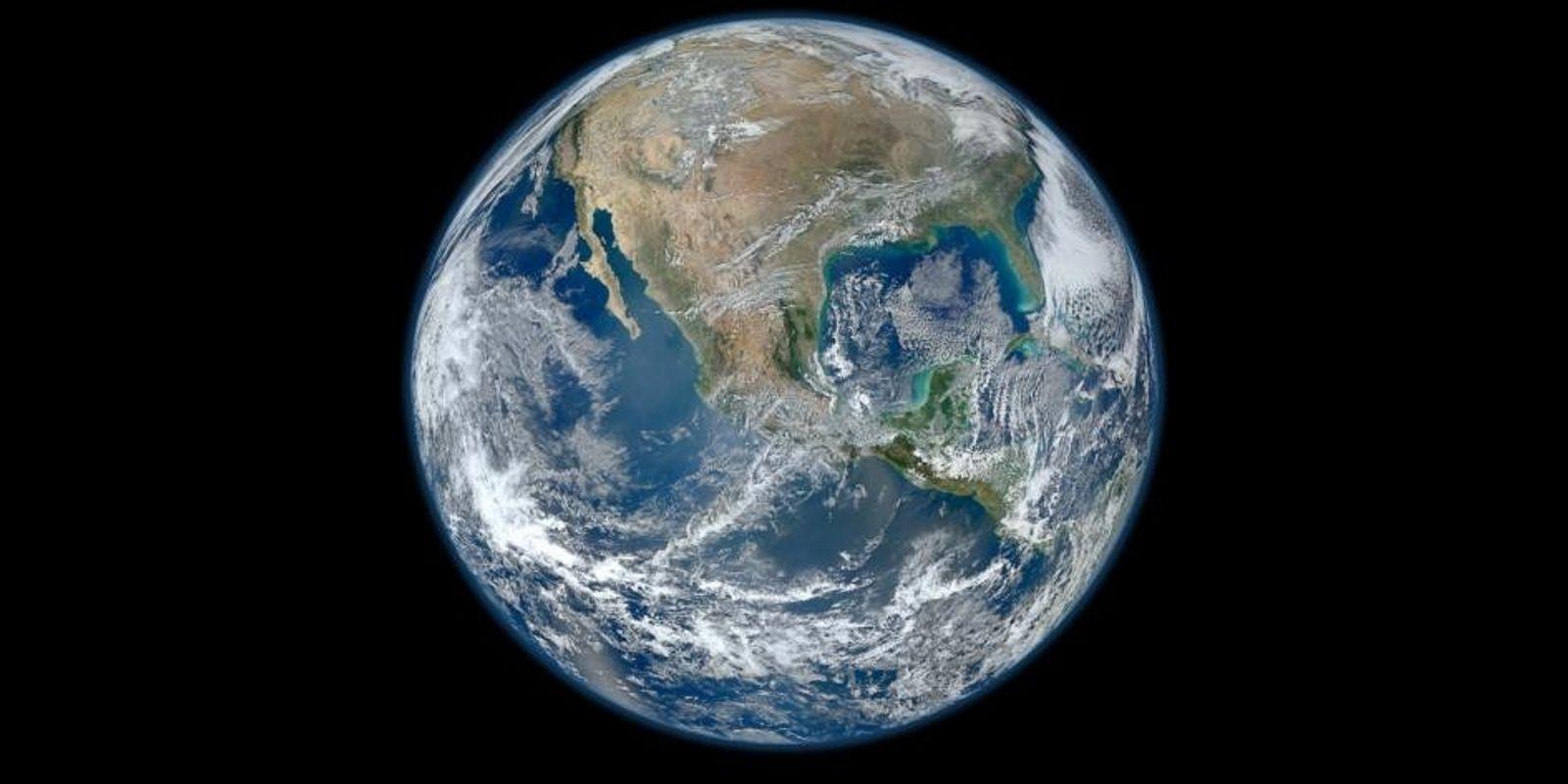 On sait que la Terre est sphérique depuis l'Antiquité