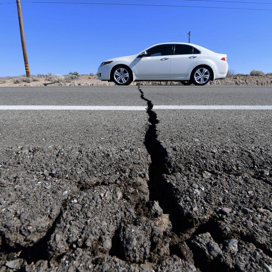 Les récents tremblements de terre en Californie ont rendu le Big One plus probable