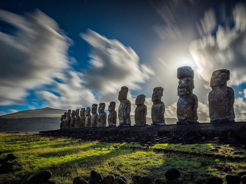"""6 sites anciens soi-disant construits par des """"extraterrestres"""""""