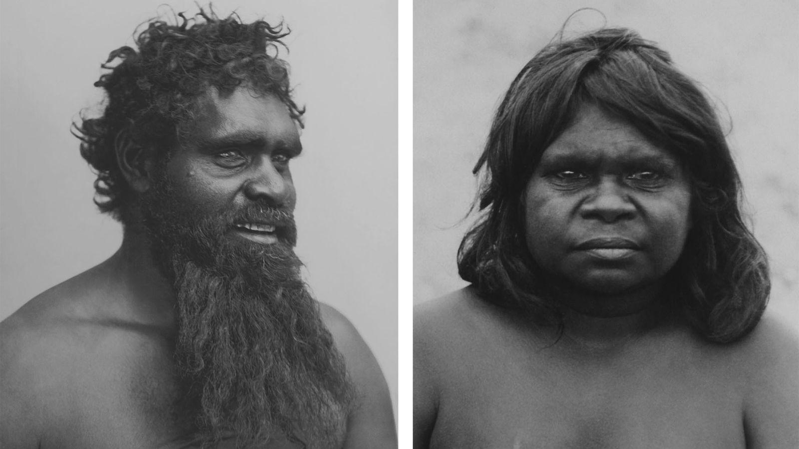 Dans un article paru en 1916 sur l'Australie, les Aborigènes ont été qualifiés de « sauvages ...