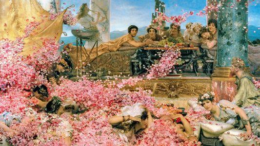 Élagabal, l'empereur romain décadent