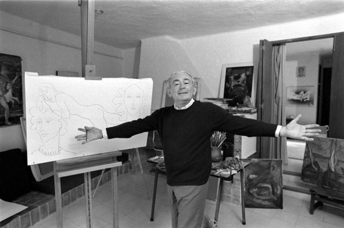 Né en 1906 et mort en 1976, Elmyr de Hory était un peintre hongrois et faussaire ...