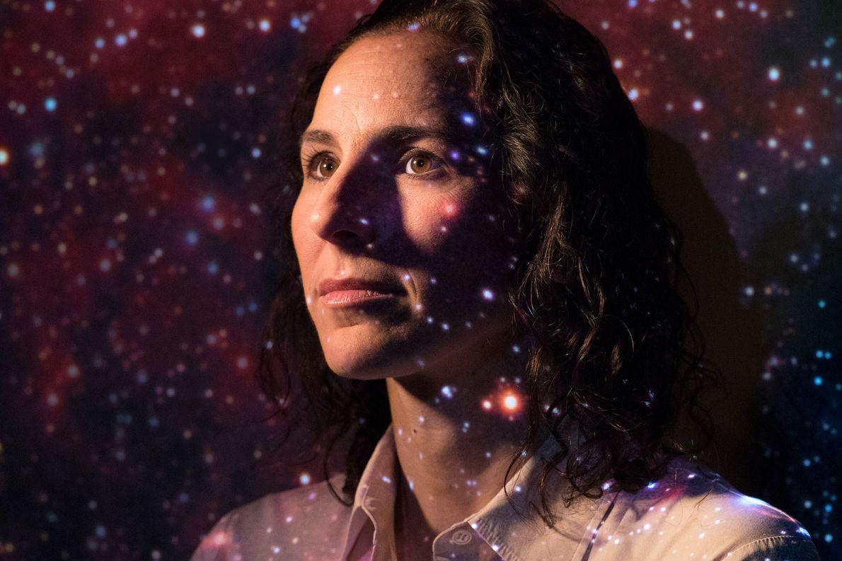 Juna Kollmeier, l'astrophysicienne qui veut cartographier l'univers